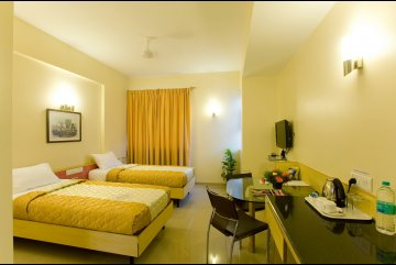 Pearl Suites Serviced Apartment